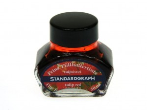 Atrament STANDARDGRAPH tulip red 30ml