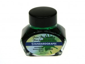 Atrament STANDARDGRAPH moos green 30ml