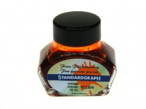 Atrament STANDARDGRAPH orange 30ml