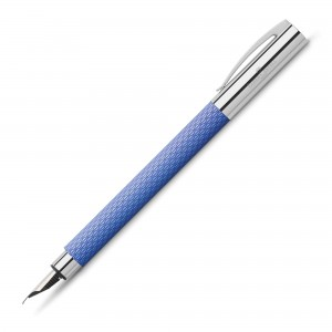 Pióro wieczne FABER-CASTELL Ambition  OpArt Blue Lagoon