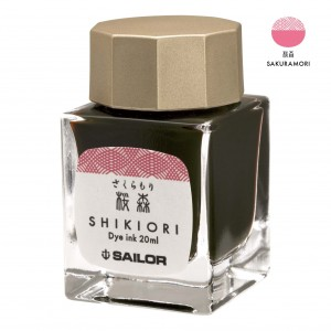 Atrament SAILOR Shikiori SAKURAMORI różowy 20ml