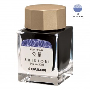 Atrament SAILOR Shikiori NIOISUMIRE ultramaryna 20ml