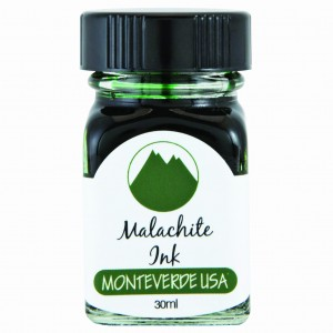 Atrament MONTEVERDE 30ml Gemstone Malachite