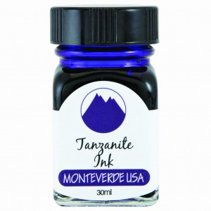 Atrament MONTEVERDE 30ml Gemstone Tanzanite