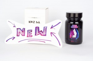 Atrament KWZ Ink Sheen Machine  60ml