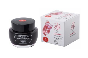Atrament TACCIA SUNAOIRO  Aka -red 40ml