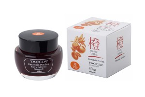 Atrament TACCIA SUNAOIRO Daidai-orange 40ml