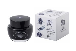 Atrament TACCIA SUNAOIRO Aoguro - blue black 40ml
