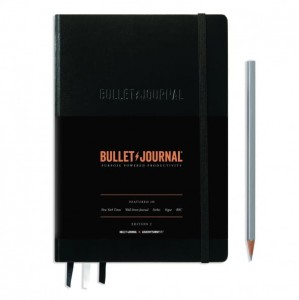 Notes LEUCHTTURM 1917 A5 Medium Bullet Journal 120g czarny - NOWY