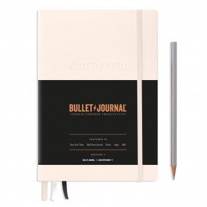 Notes LEUCHTTURM 1917 A5 Medium Bullet Journal 120g Blush - NOWY