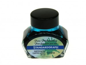 Atrament STANDARDGRAPH cypress green 30ml