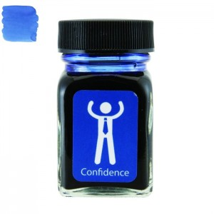 Atrament MONTEVERDE Emotions Confidence Blue 30ml