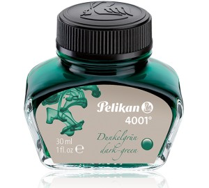 Atrament PELIKAN Dark-Green 30ml