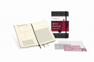 Notes MOLESKINE Passion Journal WINO