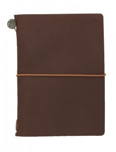 Notes TRAVELER'S Passport Brown