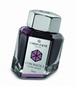 Atrament CARAN d'ACHE Ultra Violet 50ml