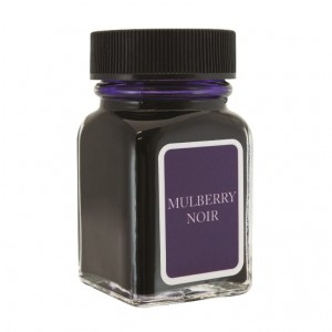 Atrament MONTEVERDE 30ml Mulberry-Noir