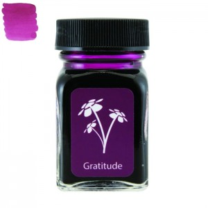 Atrament MONTEVERDE Emotions Gratitude Magenta 30ml