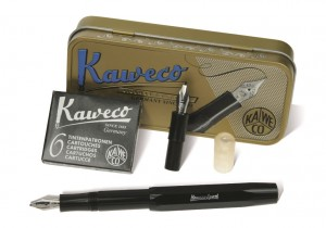 Zestaw do kaligrafii KAWECO mini