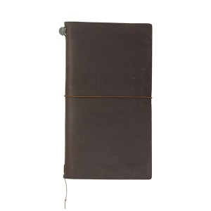 Notes TRAVELER'S Brown