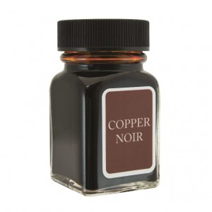 Atrament MONTEVERDE 30ml Copper-Noir