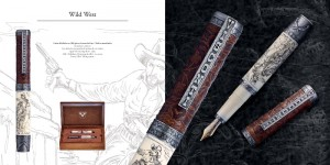 Pióro wieczne VISCONTI WILD WEST - Limit nr 101/388