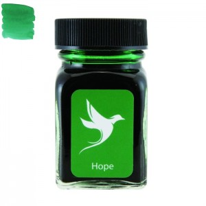 Atrament MONTEVERDE Emotions Hope Green 30ml
