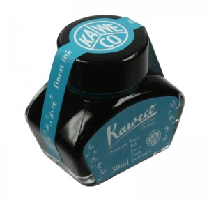Atrament KAWECO turkusowy 30 ml