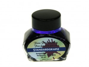 Atrament STANDARDGRAPH burgundy 30ml