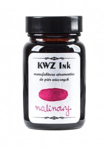 Atrament KWZ Ink malinowy 60ml