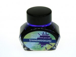 Atrament STANDARDGRAPH blueberry 30ml
