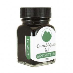 Atrament MONTEVERDE Emerald Green 30ml