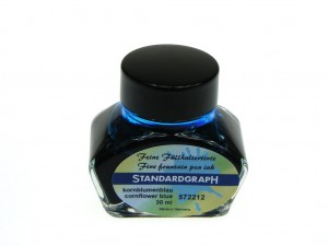 Atrament STANDARDGRAPH cornflower blue 30ml
