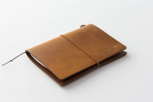 Notes TRAVELER'S Passport Camel